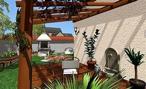 logiciel d amenagement de jardin amenagement jardin 1000m2 With logiciel 3d jardin gratuit