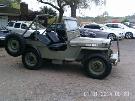 ford military jeep seller of classic cars 1945 jeep 1945 ford army military
