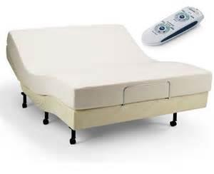tempur pedic ergo advanced adjustable bed base queen w