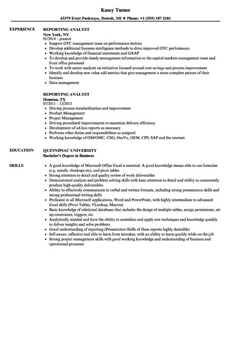 Reporting Analyst Resume Samples  Velvet Jobs. Cute Class Schedule Template. Ms Word Template Calendar Template. Time Line Flow Chart Template. Powerpoint Us Map Template Free Template. Pay Stub Example Excel Template. Receipt Scanning. Problem Solving Interview Questions Answers Template. Powerpoint Themes And Templates