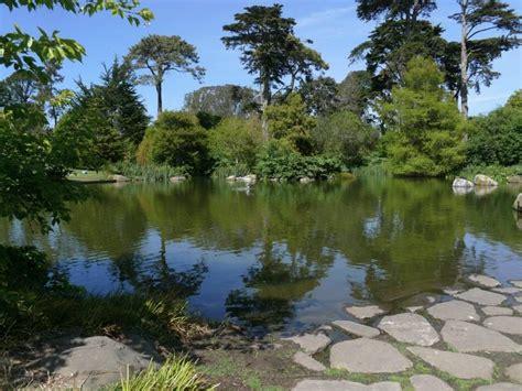 sf botanical garden san francisco flower garden show benefits san francisco