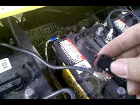 Solenoid Problem Just Clicking SOLVED Club Car 1987 36V ...