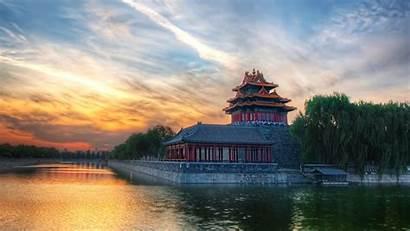 Beijing China Wallpapers Landscape Background Forbidden Backgrounds