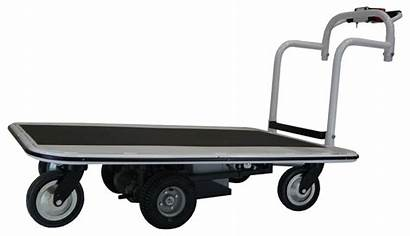 Platform Cart Motorized 1032 Carts Express Pony