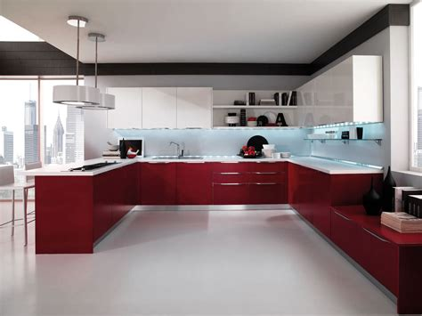 hotte aspirante angle cuisine high gloss kitchen cabinet design ideas 2015 kitchen