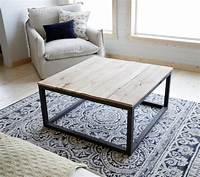 diy coffee table plans Ana White | Industrial Style Coffee Table as seen on DIY ...