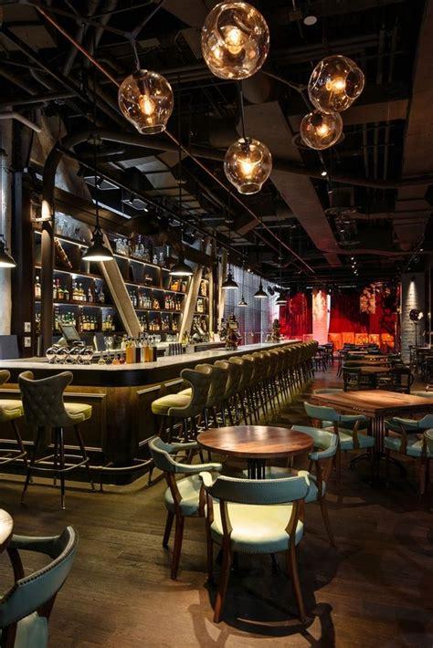 ideas restaurant bar design pinterest
