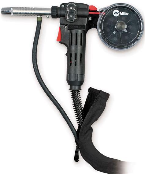 ts distributors miller spool mate 3035 wire feed spool gun