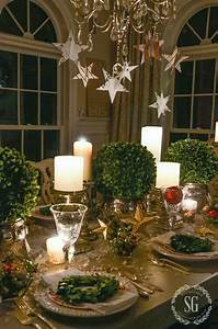 934 Best Christmas Centerpieces Tablescapes Images On