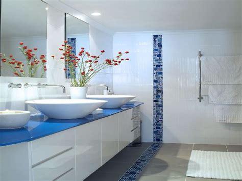 Blue And White Bathroom Ideas by Bathroom Design White Blue Aqua Combinations Gmm Home