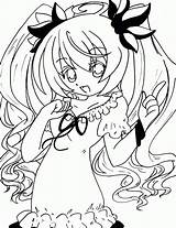 Vocaloid Lineart Coloring Rinrin Yachiru Mine Pages Deviantart Anime Popular Library Clipart Coloringhome sketch template