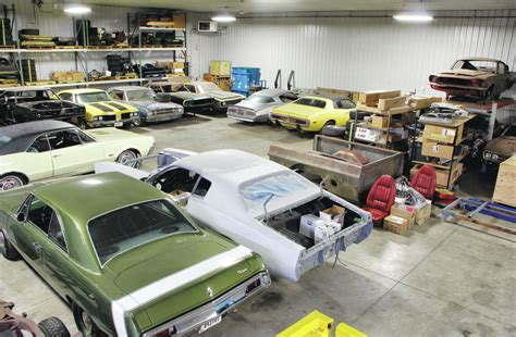 This Guy's Garage  Muscle Car Restoration  Hot Rod Network