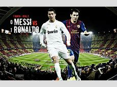 Ronaldo And Messi Wallpapers Wallpaper Cave