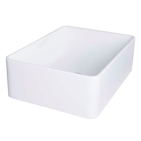 what is matte stone sink vigo caladesi top mount matte stone rectangular vessel