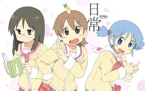 Anthony's Anime List: Nichijou | Verge Campus