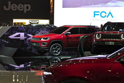 Fiat And Chrysler by Fiat Chrysler Automobiles