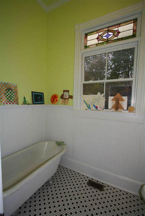 victorian mosaic bathroom kara obrien renovations atlanta ga