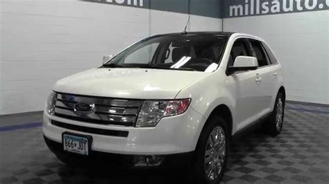 ford edge limited awd fb youtube