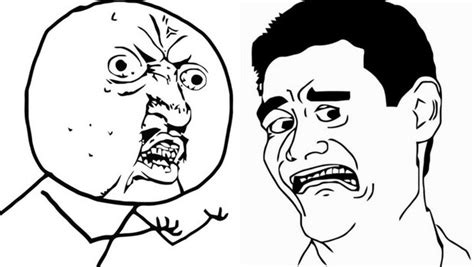 43 Meme Faces Rage Comics To Finally Explain You What They