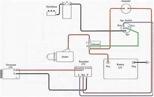 6 Volt Alternator Wiring Diagram