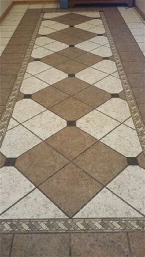 Flur Dekorativ Gestalten by 1000 Images About Floor Tile Patterns On