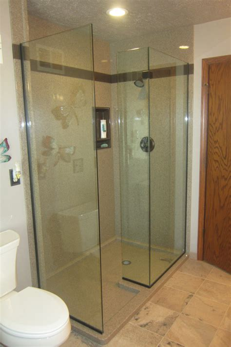 Step In Shower Enclosures by 5 Questions To Design A Shower Opening