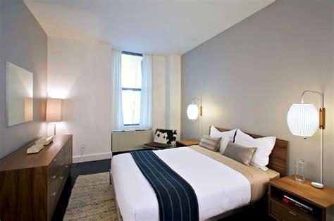 Modern Rental Apartment Bedroom Interior Design 25 Broad