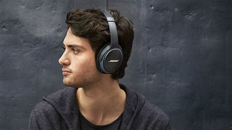 bose kopfhörer test test bose soundlink around ear wireless headphones ii audio foto bild