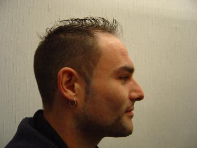 coiffure homme degradé bas coupe cheveux homme fin lannaginasisi