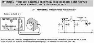 Thermostat Ambiance Chaudiere Gaz : thermostat chaudiere gaz 4 fils ~ Dailycaller-alerts.com Idées de Décoration