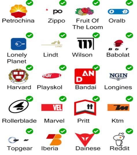 Respuestas y Soluciones Logo Quiz Nivel 6 | Respuestas ...
