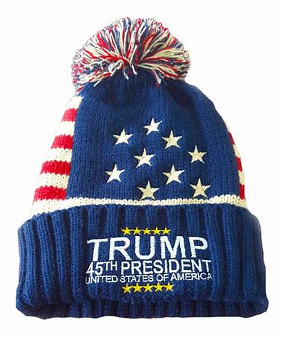 Trump President Beanie 45th Winter
