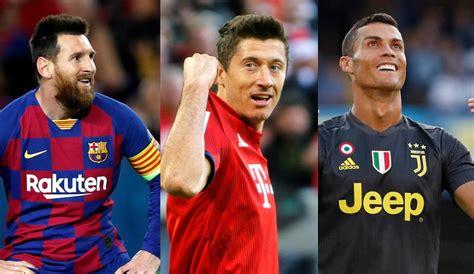 Lewandowski hasn't managed to rule europe's scoring charts, largely because of messi 's existence, but he's. Lewandowski, Messi, Ronaldo nominowani przez FIFA do ...