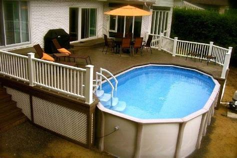 pool with deck search if we move to the maryland st house garden