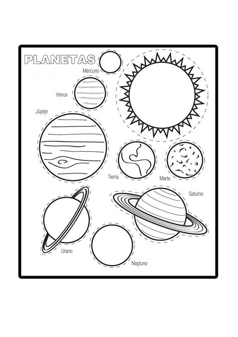 Solar System Craft Solar System Crafts Solar System And