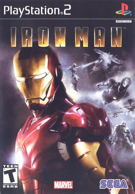 iron man  playstation  credits mobygames