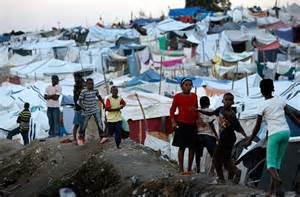 The earthquake also created a mass exodus, which makes it hard at times to differentiate between smugglers, parents or relatives crossing the border with kids. Haiti earthquake disaster: Fears orphans are being targeted by child traffickers | Daily Mail Online