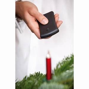 Kabellose Led Kerzen : krinner kabellose 12 led weihnachtsbaum kerzen mini m ~ Watch28wear.com Haus und Dekorationen