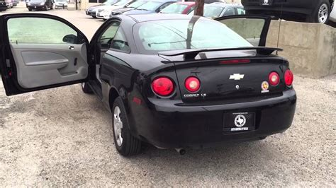 chevrolet cobalt coupe youtube