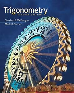 1111989761  Turner U0026 39 S Trigonometry  7th By Charles P