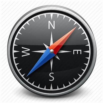 Gps Navigation Compass Icon Direction Maverick Map