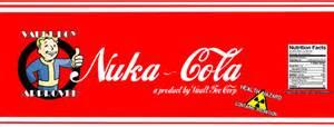 nuka cola soda labels print em geekadelphia