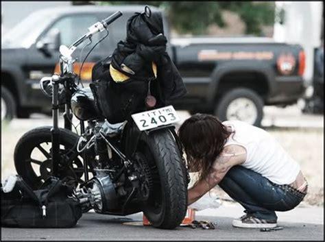 Classy Women Ride Motorcycles