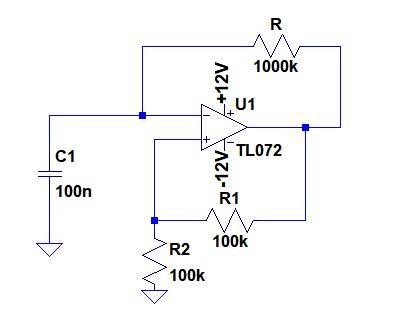 Operational Amplifier Opamp Astable Multivibrator