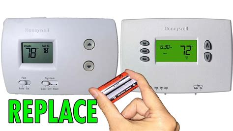 Battery Light Comes On Then Goes by Honeywell Thermostat Battery Replacement If Thermostat