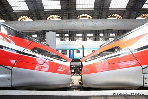 Frecciarossa Posti A Sedere Orario Estivo Per Trenitalia Arriva Il Frecciarossa Da
