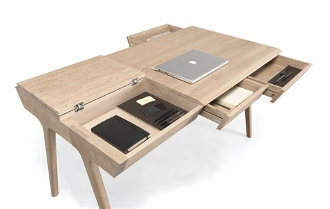 compact desk with storage metis compact home office desk by gonçalo cos for wewood