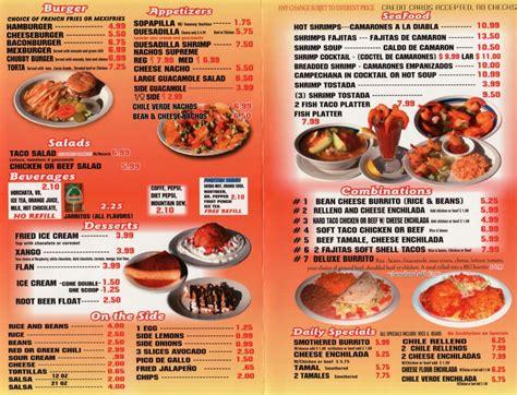 cuisine menu food menus food