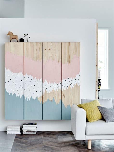 idees pour relooker  meuble ikea facilement une