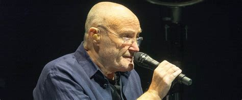 Phil Collins Taken To Hospital After Suffering A Fall From